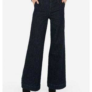 Express Jeans - NWT Express High Waist Wide Leg Jeans